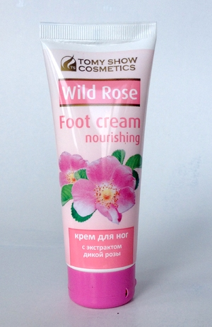 Крем для ног Foot Cream Nourishing Wild Rose